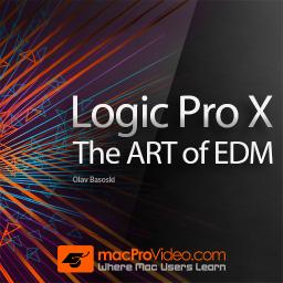 Logic Pro X 404 The ART of EDM Product Image