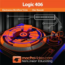 Logic 406 Olav's Electronica Workflow Tricks Product Image