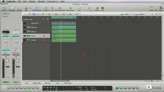 20. Creating a Sidechain Track