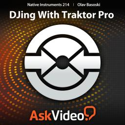Native Instruments 214 DJing With Traktor Pro Product Image