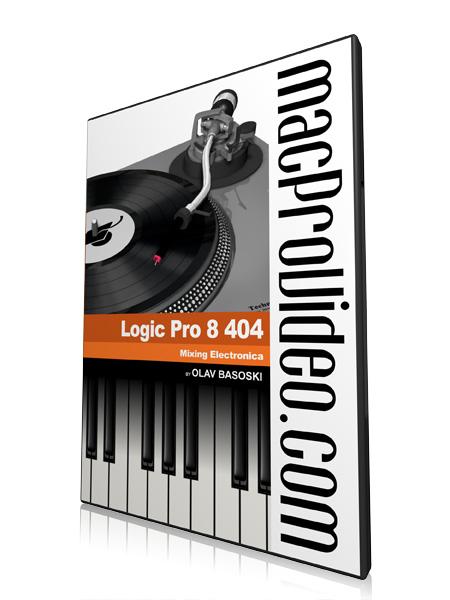 Logic 8 404: Mixing Electronica