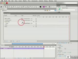 107. Editing Eases with the Motion Editor