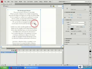 160. Adding a Scrollbar to a Text Field in ActionScript 3.0