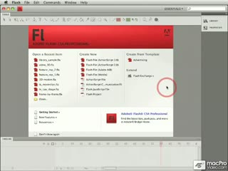 Flash CS4 101: Core Flash CS4 - Preview Video
