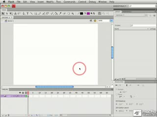74. Importing Illustrator Files to the Stage