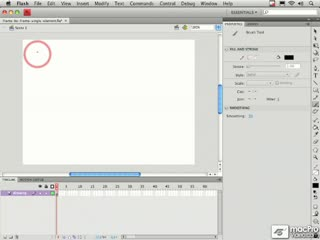 95. Animating a Single Object with Frame-By-Frame Animation