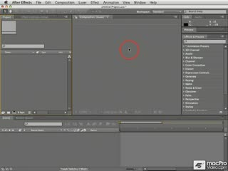 38. Importing Footage into After Effects