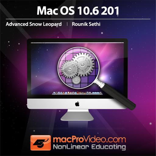 Mac OS 10.6 201: Advanced Snow Leopard