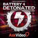 Battery 4 101 - Battery 4 Detonated