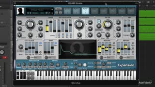 10. Simple Modulation With Strobe