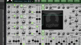 13. Cypher's Oscillators