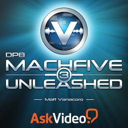 Digital Performer 8 201MachFive 3 Unleashed Product Image