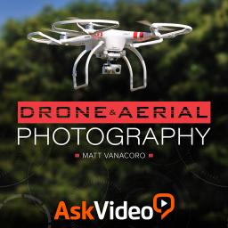 Photography 301 Drone & Aerial  Photography Product Image