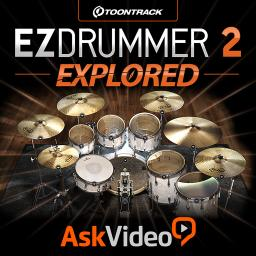 EZdrummer 2EZdrummer 2 Explored Product Image