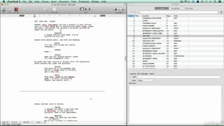 12. Comparing Script Versions