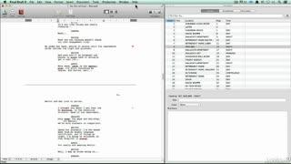 13. Making & Organizing Script Notes