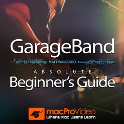 GarageBand 101 Absolute Beginner's Guide Product Image