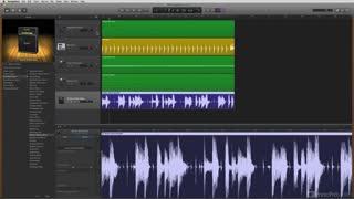 24. Editing Audio