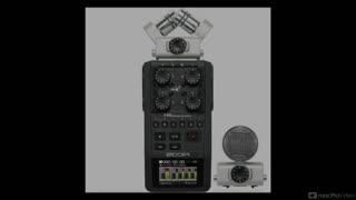 12. Field Recorder Audio