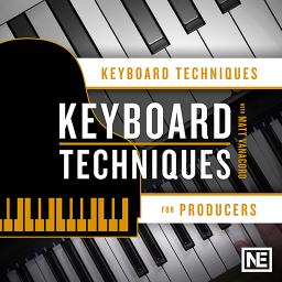 Keyboard Techniques 101 Keyboard Techniques for Producers Product Image