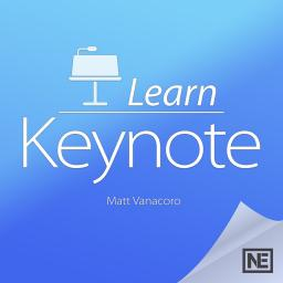 Keynote 101 Learn Keynote Product Image