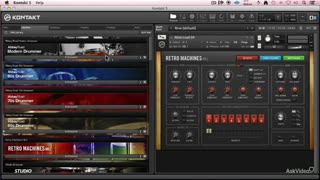5. The Kontakt Library