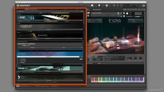 2. Using Kontakt Libraries