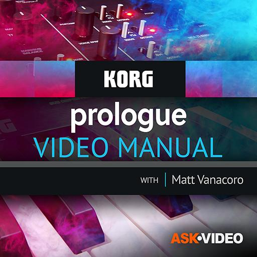 Korg Prologue 101: Korg Prologue Video Manual