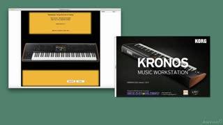22. Using the Kronos Editor
