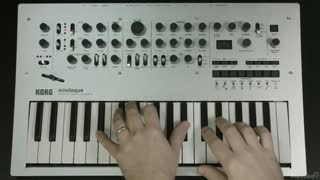 Korg minilogue 101: The Controls Explained and Explored - Preview Video