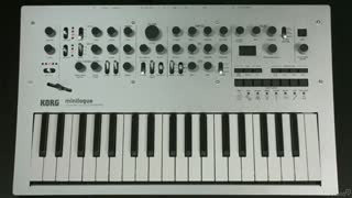 6. minilogue Signal Flow