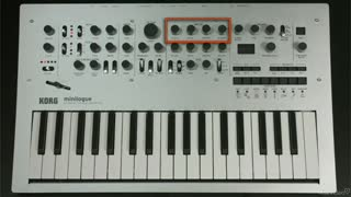 Korg minilogue 201: Programming the minilogue - Preview Video
