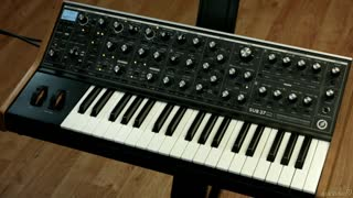 Moog Sub 37 101: Master the Moog - Preview Video