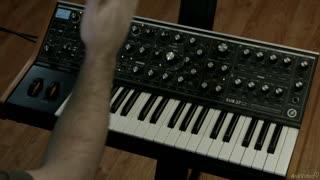 15. Oscillator Sync & KB Reset