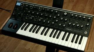 38. MIDI Menu Options