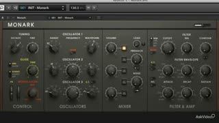 14. Crafting Synth Sounds