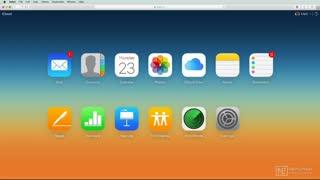 19. iCloud Web Interface