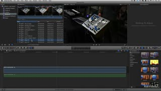 33. Synchronizing Multiple Angles in Final Cut Pro