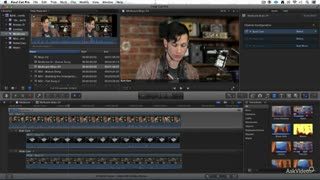 34. Editing Your Multicam Clip in Final Cut Pro