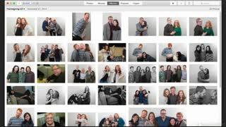 32. Sending Photos to Mail