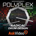 Polyplex 101 - Radical Drum Design