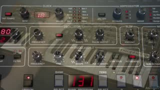 22. Arpeggiator & the Clock