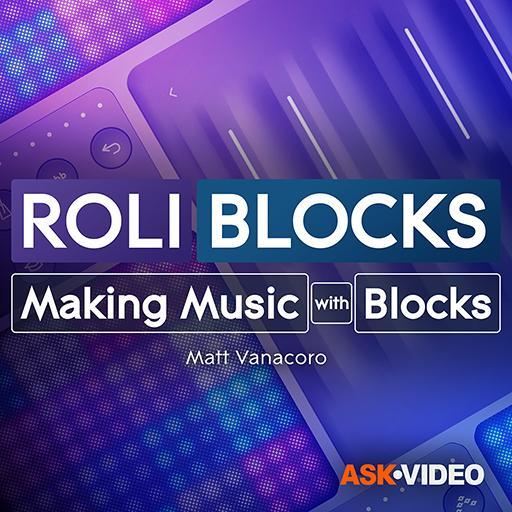 Roli Blocks 101: Making Music with Blocks