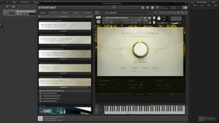 3. Kontakt and NKI Basics