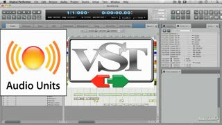 2. VST and Audio Units Plug-ins