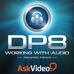 Digital Performer 8 101 Working With Audio Product Image