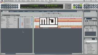 1. Creating a MIDI Track