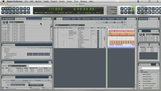 Digital Performer 8 102: Working With MIDI - Preview Video