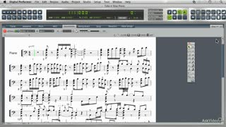 8. Quantizing in the QuickScribe Editor