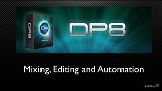 Digital Performer 8 103: Automation and Mixing - Preview Video